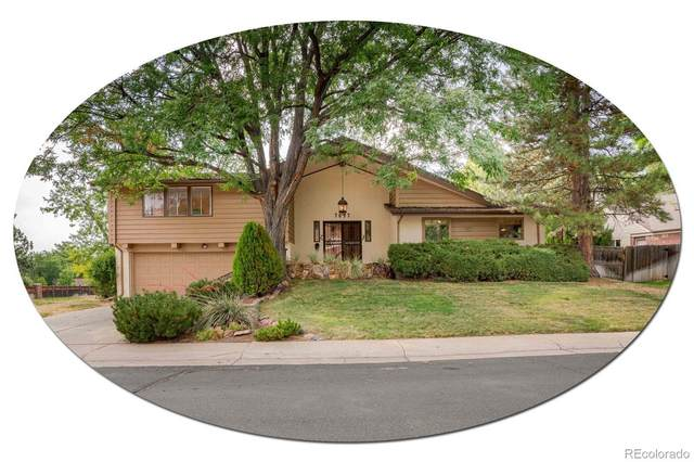 7097 S Cook Court, Centennial, CO 80122 (#5497483) :: The Griffith Home Team