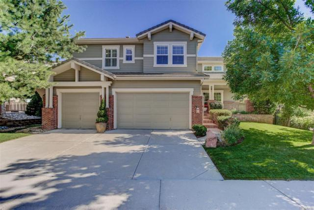 3206 Greensborough Drive, Highlands Ranch, CO 80129 (#5497633) :: The DeGrood Team