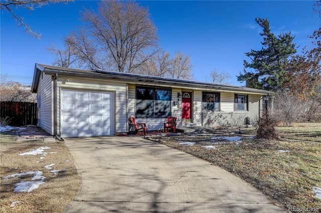 3300 S Ivy Way, Denver, CO 80222 (#5498086) :: Venterra Real Estate LLC