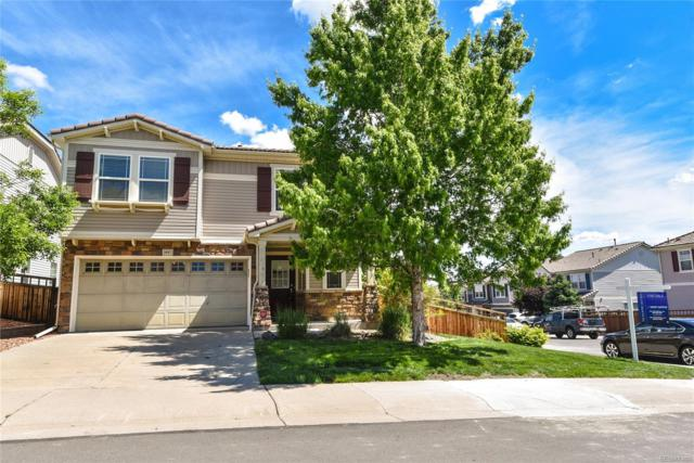 3957 Alcazar Drive, Castle Rock, CO 80109 (#5498223) :: The Heyl Group at Keller Williams