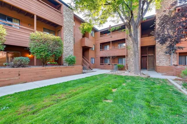 4681 S Decatur Street #126, Englewood, CO 80110 (#5498301) :: My Home Team
