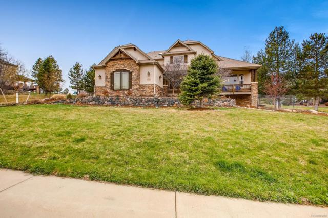 8690 Windhaven Drive, Parker, CO 80134 (#5498539) :: The HomeSmiths Team - Keller Williams