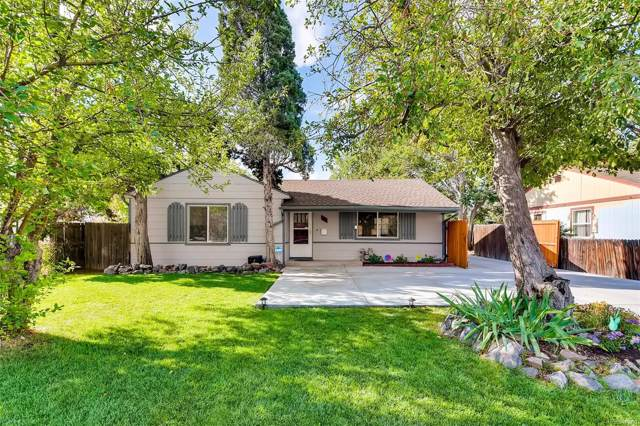 3400 W Jewell Avenue, Denver, CO 80219 (MLS #5498708) :: Bliss Realty Group
