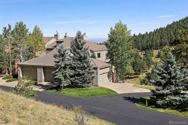 698 Ridgeside Drive, Golden, CO 80401 (#5499087) :: Mile High Luxury Real Estate