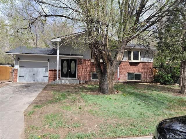 531 Quebec Street, Colorado Springs, CO 80911 (#5499231) :: Venterra Real Estate LLC