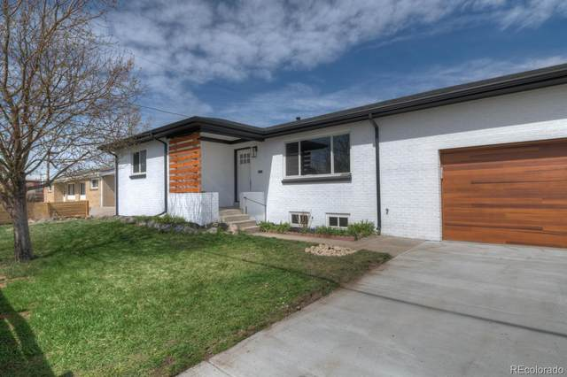 3405 N Bellaire Street, Denver, CO 80207 (#5499261) :: James Crocker Team