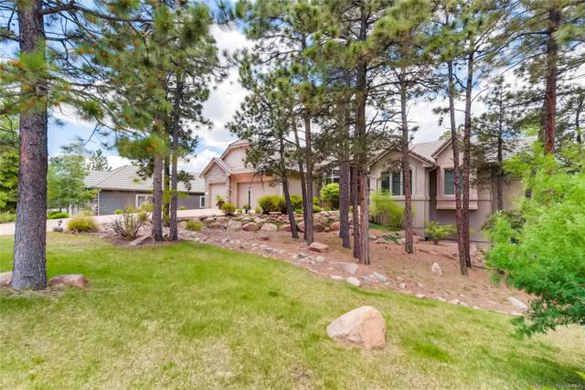 15864 Wildhaven Lane, Colorado Springs, CO 80921 (#5499305) :: The Griffith Home Team