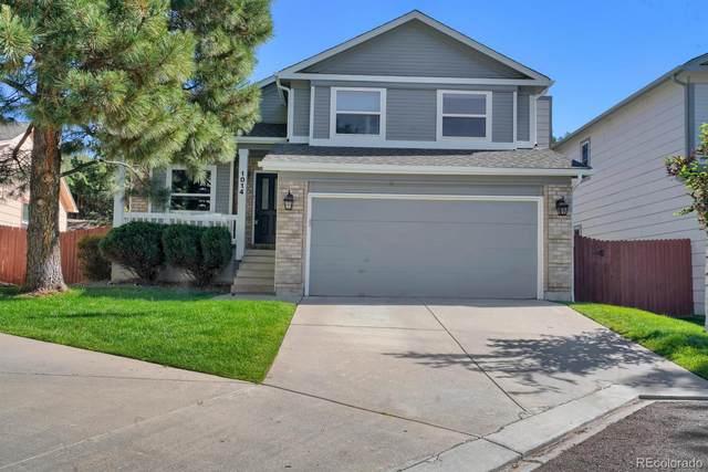 1014 Dancing Horse Drive, Colorado Springs, CO 80919 (MLS #5499877) :: 8z Real Estate