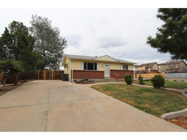 11736 Elati Court, Northglenn, CO 80234 (MLS #5500013) :: 8z Real Estate