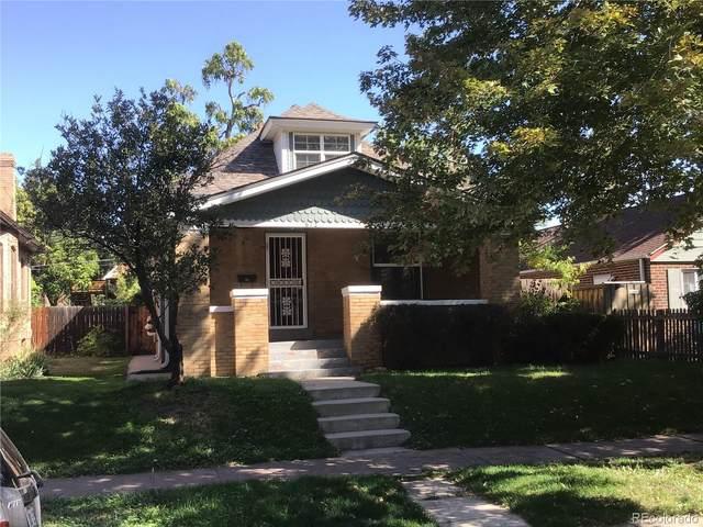 672 S Sherman Street, Denver, CO 80209 (#5500216) :: Mile High Luxury Real Estate