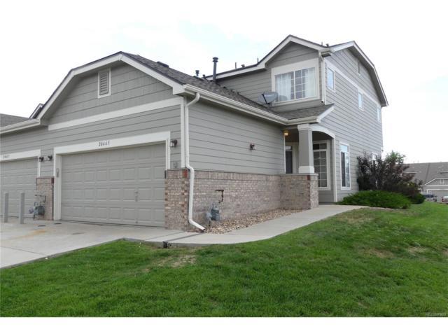 20465 E Quincy Drive, Centennial, CO 80015 (MLS #5500342) :: 8z Real Estate