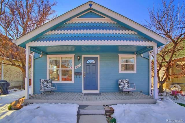 3627 N Clayton Street, Denver, CO 80205 (MLS #5500727) :: Wheelhouse Realty