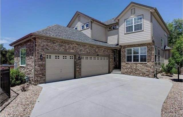 8301 E Arizona Place, Denver, CO 80247 (MLS #5500923) :: Find Colorado Real Estate