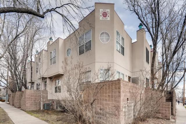 3204 Zuni Street A3, Denver, CO 80211 (#5500935) :: The Griffith Home Team