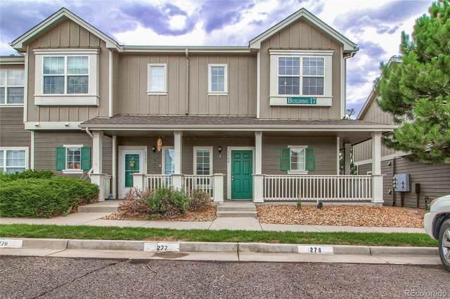 14700 E 104th Avenue #1704, Commerce City, CO 80022 (#5501076) :: Kimberly Austin Properties