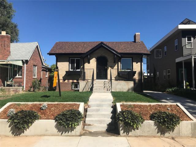 2628 N Josephine Street, Denver, CO 80205 (MLS #5501606) :: 8z Real Estate