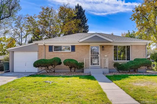 1302 E 108th Avenue, Northglenn, CO 80233 (#5501650) :: Peak Properties Group