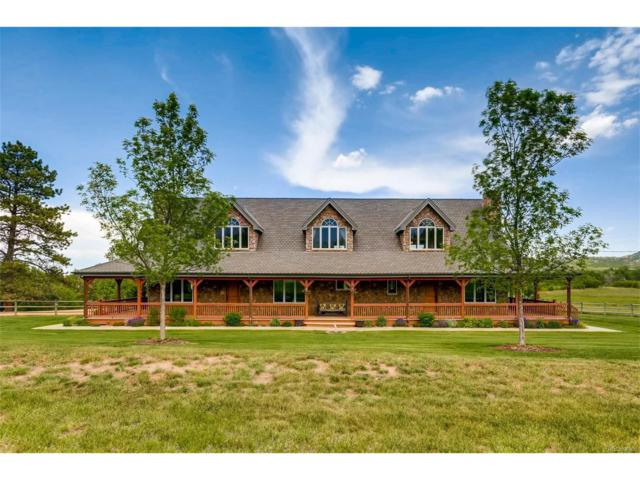 4951 N State Highway 67, Sedalia, CO 80135 (MLS #5502338) :: 8z Real Estate
