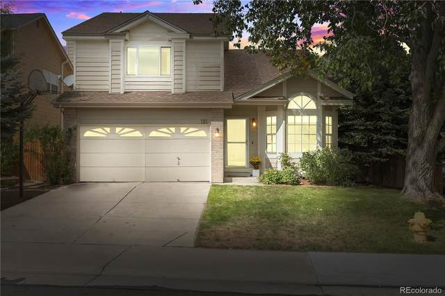 191 S Amherst Street, Castle Rock, CO 80104 (#5502592) :: Kimberly Austin Properties