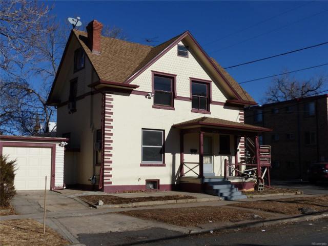 2417 E 12th Avenue, Denver, CO 80206 (#5502733) :: Wisdom Real Estate