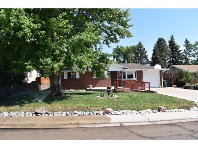 7545 W Utah Avenue, Lakewood, CO 80232 (MLS #5503010) :: 8z Real Estate