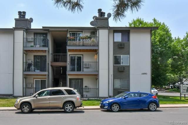 2280 S Oswego Way #201, Aurora, CO 80014 (MLS #5503407) :: Bliss Realty Group