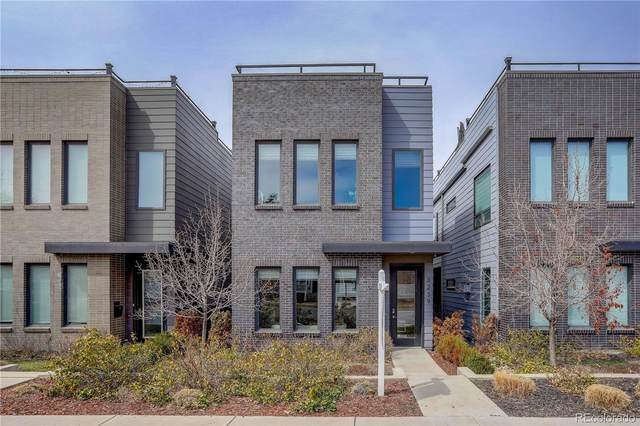 3239 Lawrence Street, Denver, CO 80205 (#5504107) :: James Crocker Team