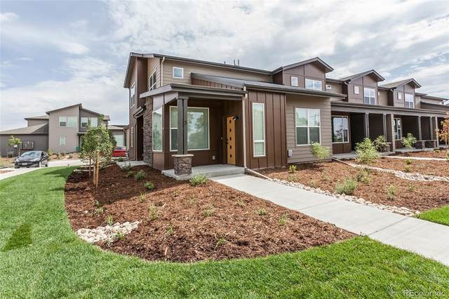 426 Skyraider Way #5, Fort Collins, CO 80524 (#5504273) :: HomeSmart Realty Group