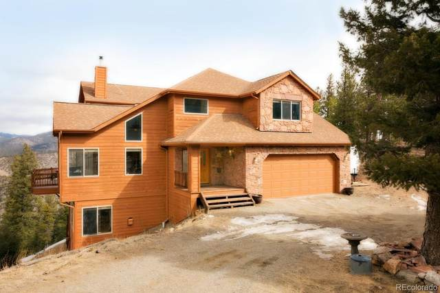 463 Sawmill Creek Road, Evergreen, CO 80439 (#5504367) :: The DeGrood Team