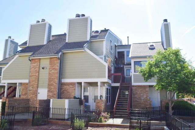 14581 E Ford Place #19, Aurora, CO 80012 (#5504677) :: Mile High Luxury Real Estate