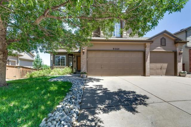 9264 Wiltshire Drive, Highlands Ranch, CO 80130 (#5504796) :: Structure CO Group