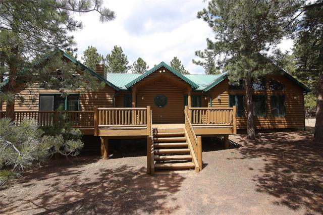 211 Blue Sky Drive, Woodland Park, CO 80863 (#5505087) :: The Pete Cook Home Group