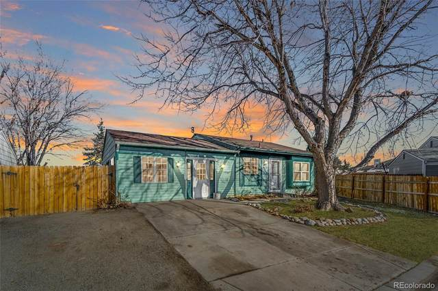17868 Fringed Sage Way, Parker, CO 80134 (#5505203) :: Chateaux Realty Group