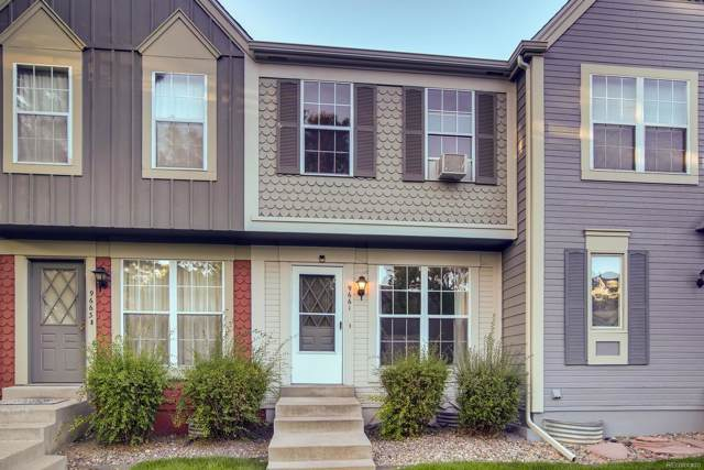 9661 W Cornell Place, Lakewood, CO 80227 (#5505318) :: The DeGrood Team