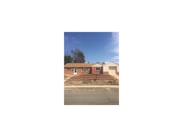 1011 Elm Place, Thornton, CO 80229 (MLS #5505330) :: 8z Real Estate