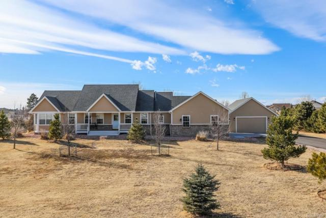 41445 N Pinefield Circle, Parker, CO 80138 (#5506306) :: The Peak Properties Group