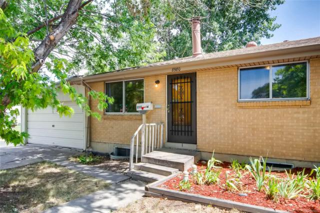 8980 Ithaca Way, Westminster, CO 80031 (#5506475) :: Colorado Home Finder Realty