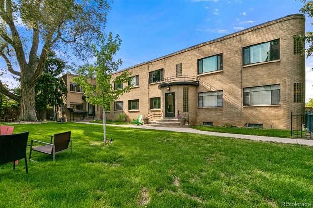 1481 Ash Street #5, Denver, CO 80220 (#5506674) :: Finch & Gable Real Estate Co.