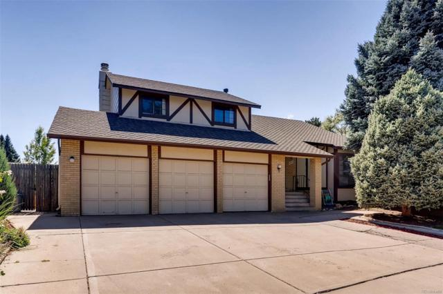 10828 E Maplewood Drive, Englewood, CO 80111 (#5506978) :: Bring Home Denver