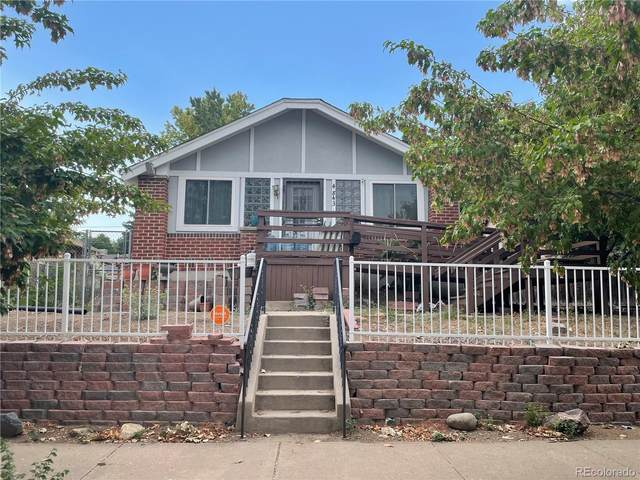 4843 W Hayward Place, Denver, CO 80212 (#5507286) :: Own-Sweethome Team