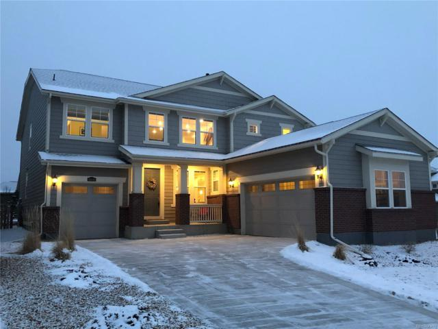 18640 W 85th Drive, Arvada, CO 80007 (#5507610) :: House Hunters Colorado