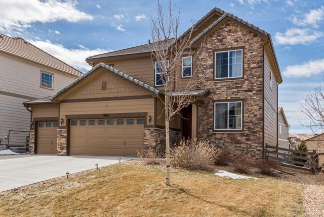 5021 S Netherland Way, Centennial, CO 80015 (#5508020) :: RE/MAX Professionals