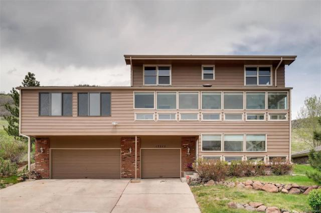 17313 Rimrock Drive, Golden, CO 80401 (#5508134) :: The Peak Properties Group