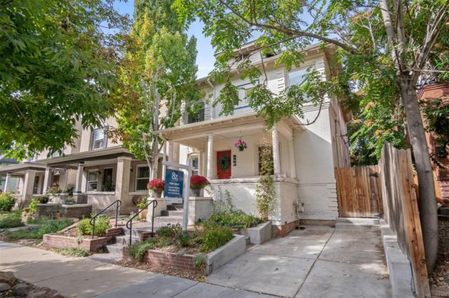 2233 E 14th Avenue, Denver, CO 80206 (#5508239) :: The DeGrood Team