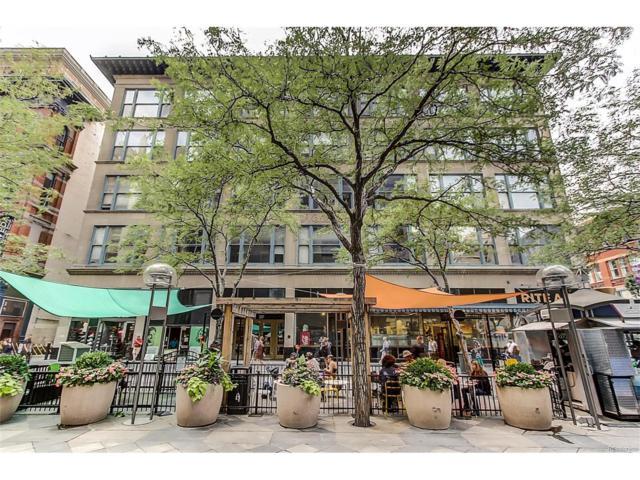 720 16th Street #221, Denver, CO 80202 (MLS #5508443) :: 8z Real Estate