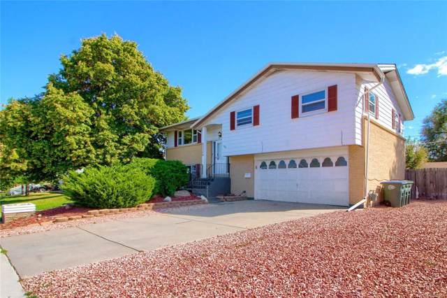 1184 Spangler Drive, Northglenn, CO 80260 (MLS #5508952) :: 8z Real Estate