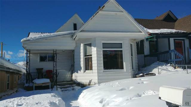 819 Harrison, Leadville, CO 80461 (MLS #5509078) :: Neuhaus Real Estate, Inc.