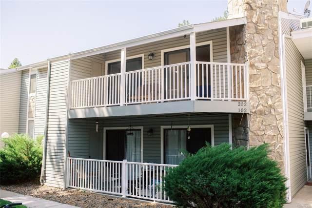 902 S Walden Street #202, Aurora, CO 80017 (MLS #5509669) :: 8z Real Estate