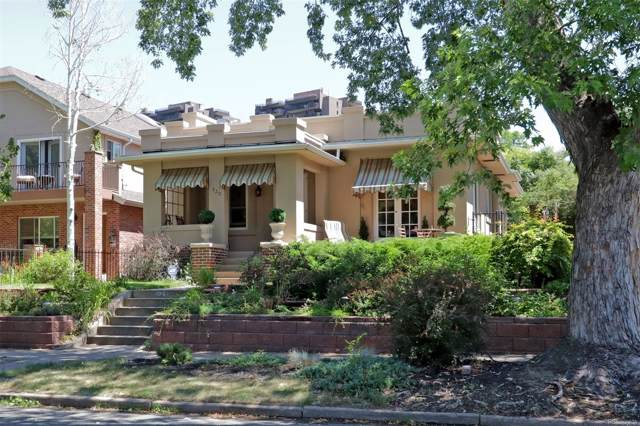 520 S Corona Street, Denver, CO 80209 (#5509858) :: HomePopper