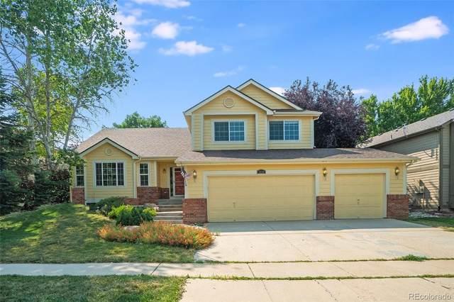3558 Larkspur Circle, Longmont, CO 80503 (#5509865) :: Venterra Real Estate LLC